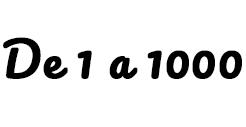 Números primos del 1 al 1000